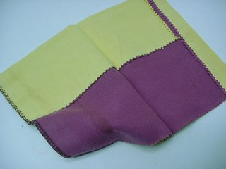 picture of jeweler's rouge polishing cloth
